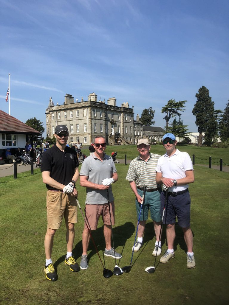 Annual Golf Day - Dalmahoy Golf and Country Club